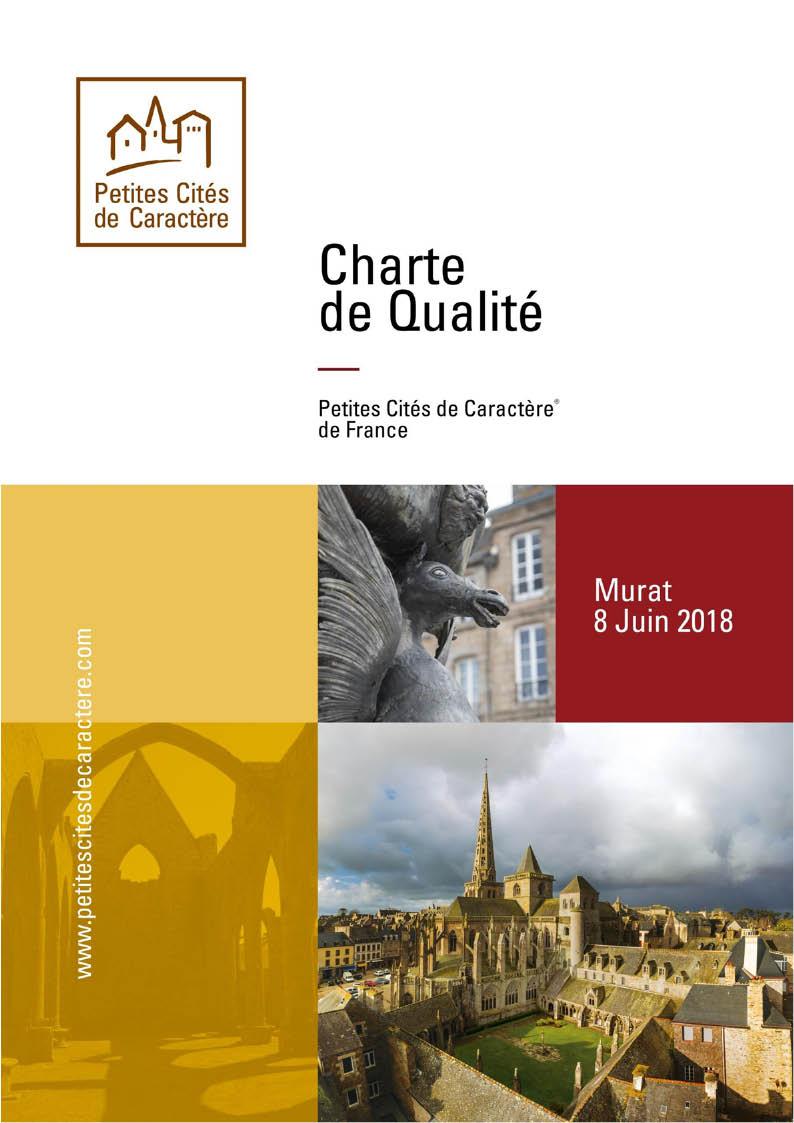 La charte nationale de qualité | Petites cités de caractère