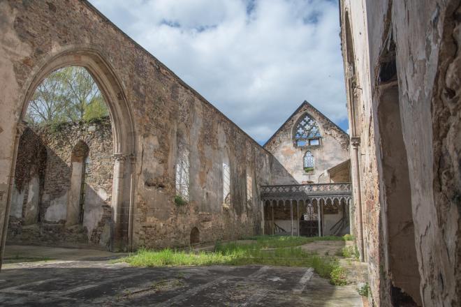 Abbaye Saint-Jacques - crédit photo : PCC Bretagne