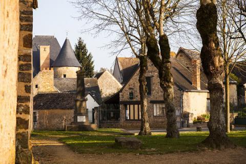 ASNIERES_vue du village_© J.-P. Berlose