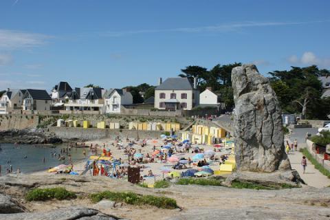 Batz-sur-Mer_Plage_©Commune de Batz-sur-Mer