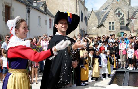 Batz-sur-Mer_Pardon St Guénolé_©Commune de Batz-sur-Mer