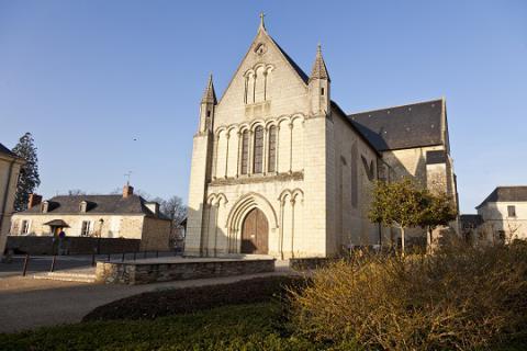 Blaison-Gohier_église <sup>©</sup>J.-P. Berlose
