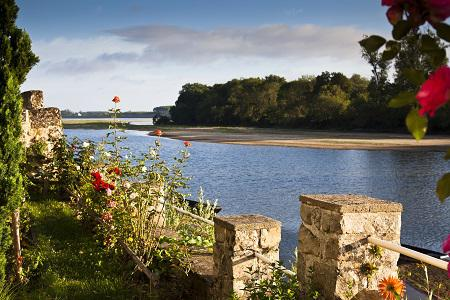 Chênehutte_vue sur la Loire_©J.-P. Berlose