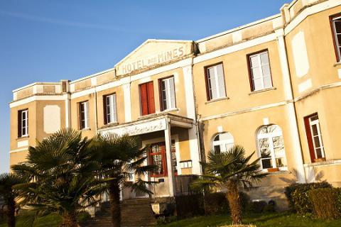 Faymoreau_hôtel des mines©J.-P. Berlose