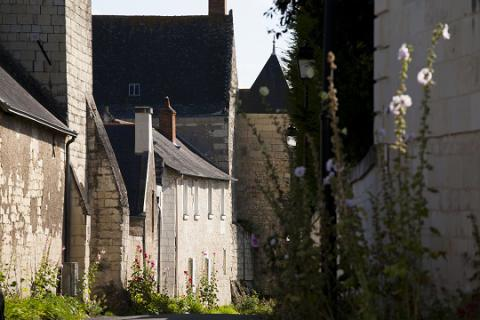 Le Coudray-Macouard_rue 2 <sup>©</sup>J.-P. Berlose