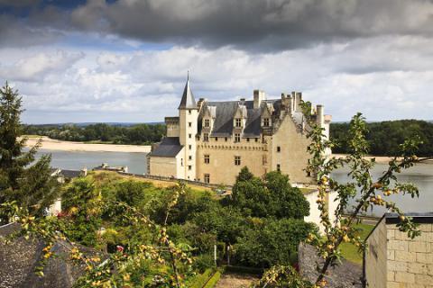 Montsoreau_le château <sup>©</sup>J.-P. Berlose