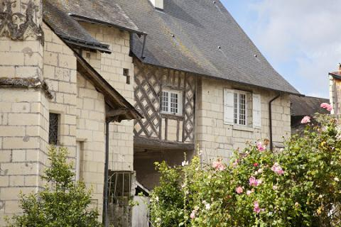 Montsoreau_passage de geoffre <sup>©</sup>J.-P. Berlose