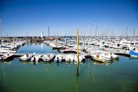 Piriac-sur-Mer_le port_© J.-P. Berlose