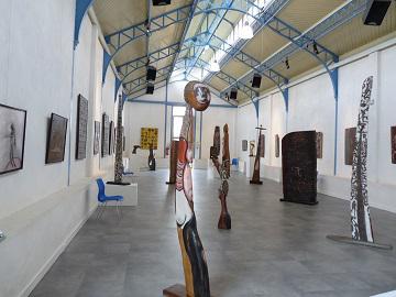 Atelier Legault - crédit photo mairie de Pouancé