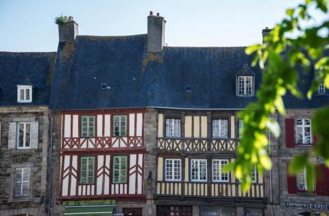 Bretagne - Tréguier - photo C LALLEMENT