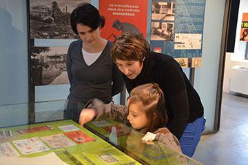 Faymoreau_visite du musée <sup>©</sup> Centre Minier de Faymoreau