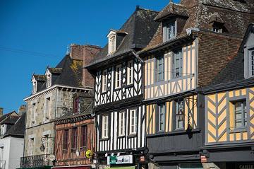 Façades 2 Dol - crédit photo PCC Bretagne