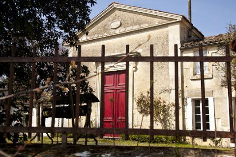 Foussais-Payré_le temple <sup>©</sup>J.-P. Berlose