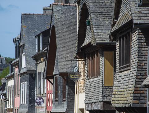 Le Faou - crédit Petites Cités de Caractère® de Bretagne