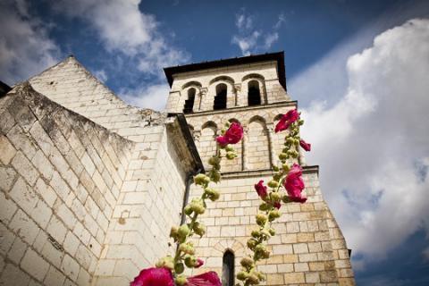 Le Thoureil_l'église <sup>©</sup>J.-P. Berlose