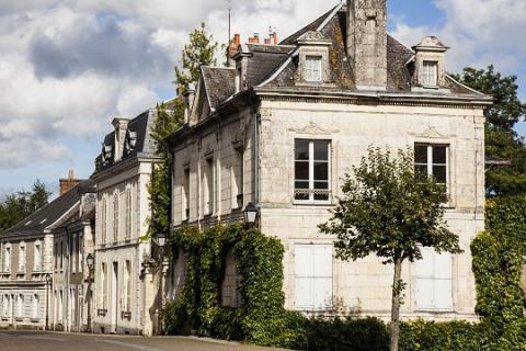 Luché-Pringé_ rue <sup>©</sup> J.-P. Berlose