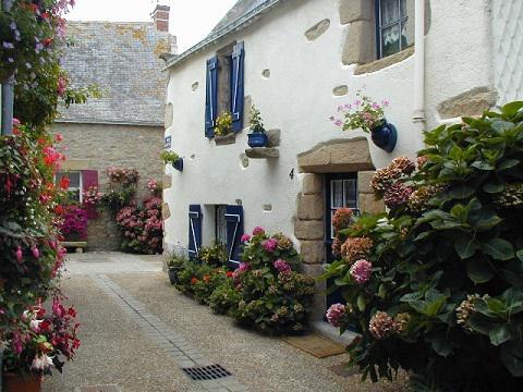 Piriac-sur-Mer_Ruelle des mouettes_© Office de Tourisme de Piriac