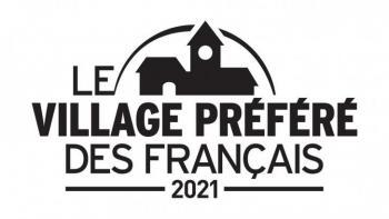 Logo du village préféré des français